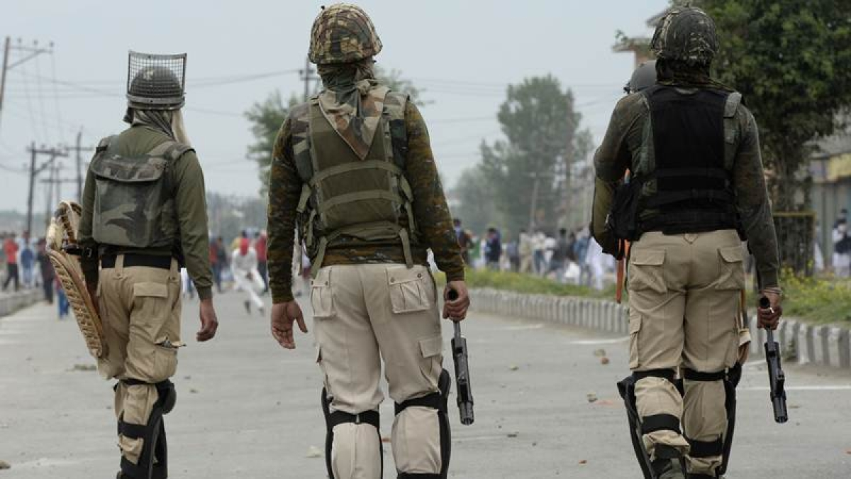 Search operation begins in J&K's Baramulla, two terrorists believed to be trapped