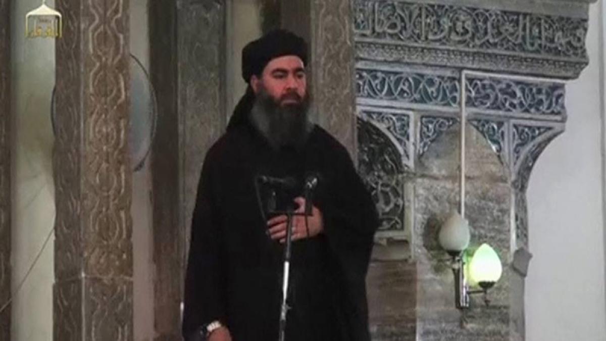 Abu Bakr al-Baghdadi ISIS leader still alive: US Defence Secretary