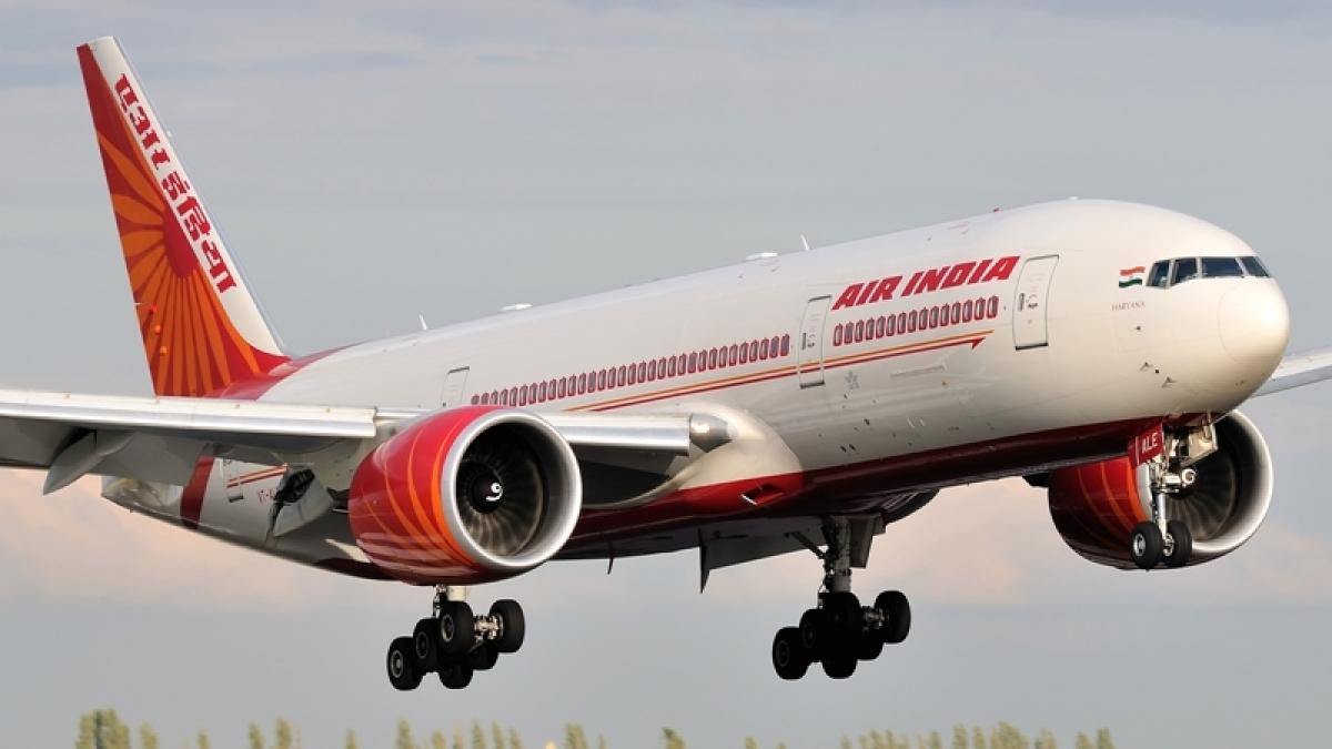 Man complains of uneasiness aboard Air India flight, dies en route hospital