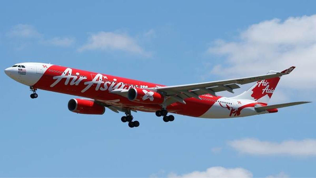 AirAsia flight carrying 70 passengers makes emergency landing at Hyderabad airport