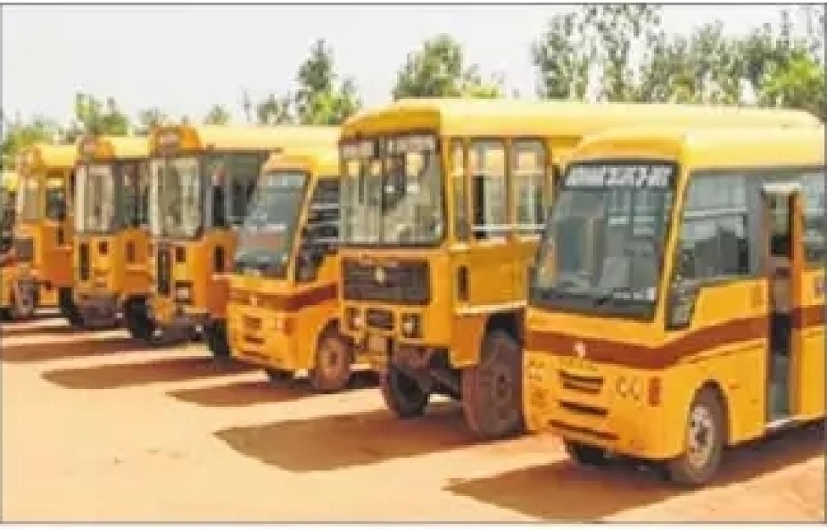 Bhopal: School bus owners seek nod to operate on BRTS corridor