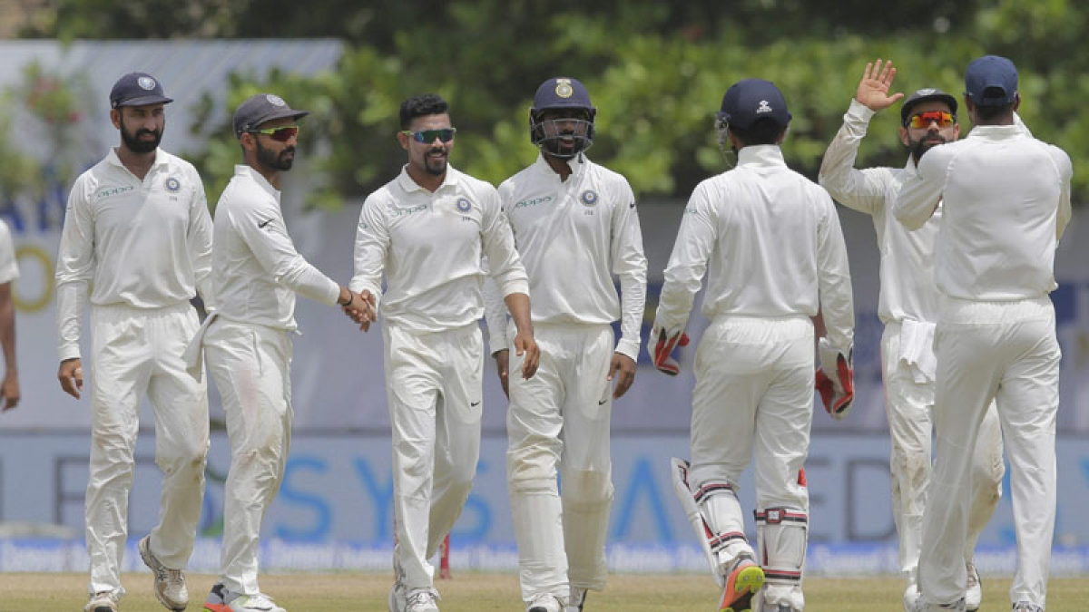'Clinical' victory for India