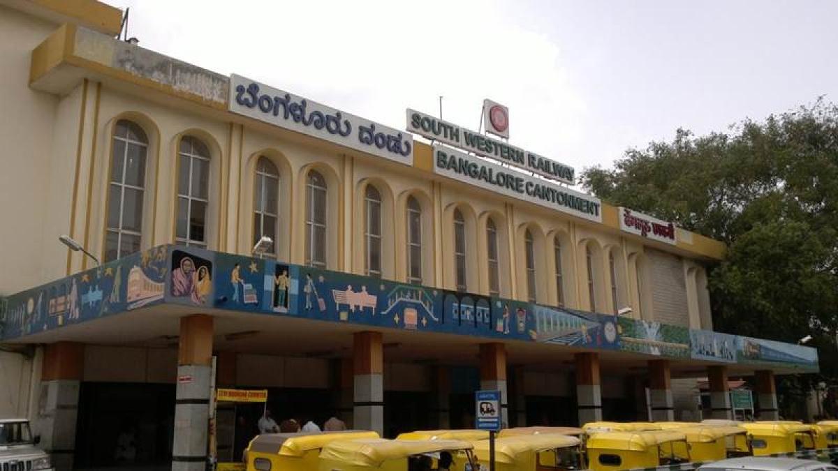 200 boys detained at Bengaluru railway station fearing trafficking