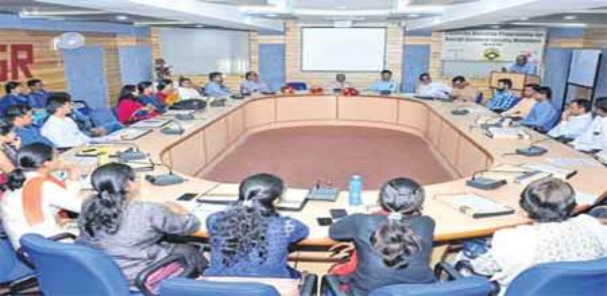 Ujjain: Capacity building programme for faculty members at MPISSR begins