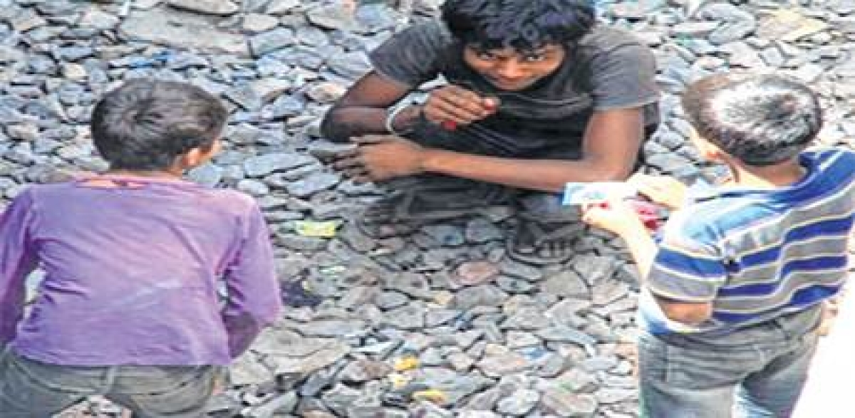 Bhopal: Children turn to lizards for a high!