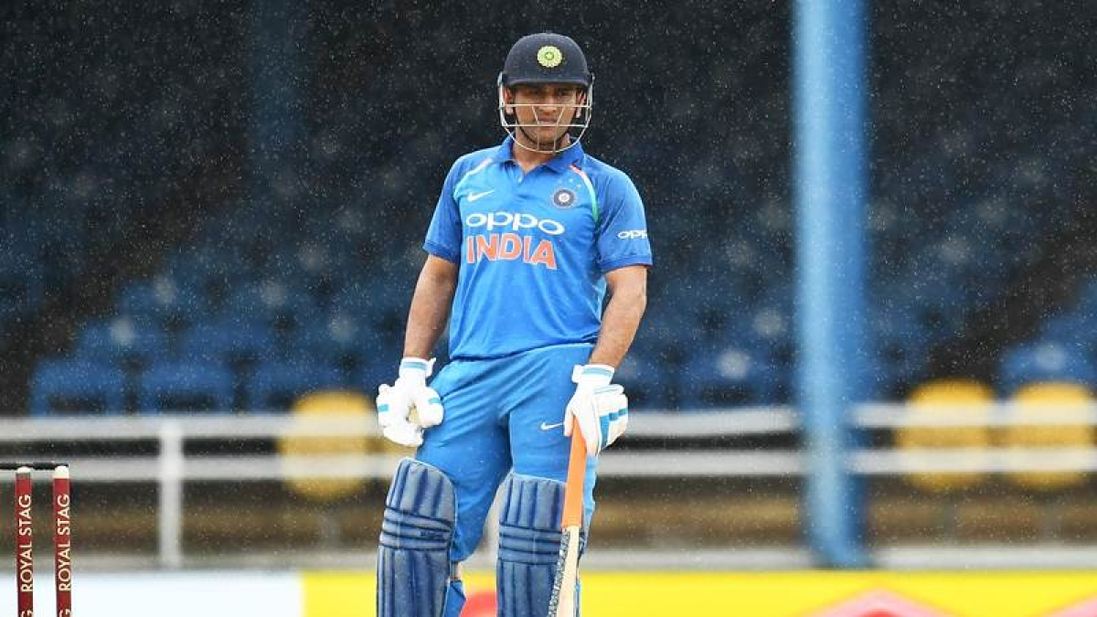 I am like wine: MS Dhoni on getting better with age