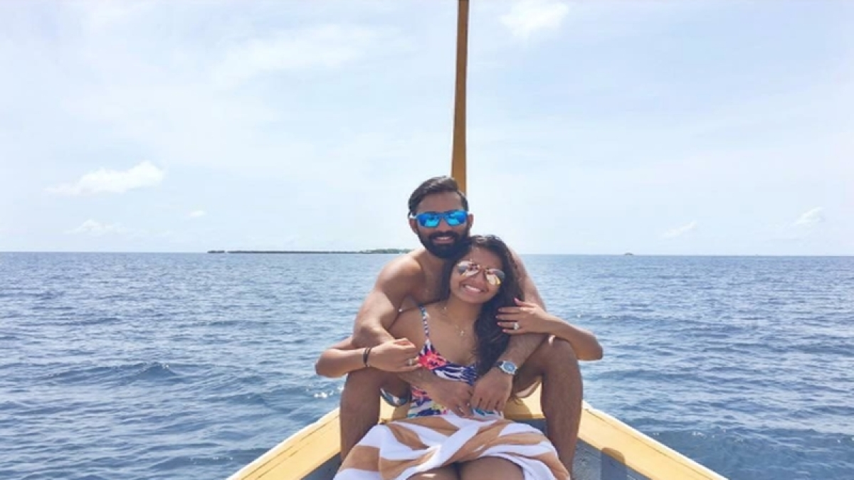 Dipika Pallikal's private pool picture left this Indian cricketer bemused