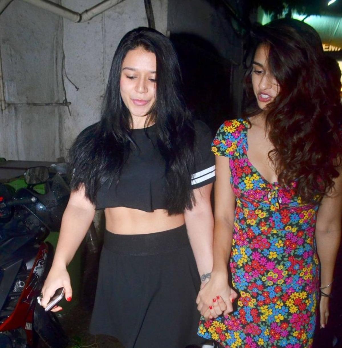 New BFFs of Bollywood: Tiger Shroff's alleged girlfriend Disha Patani and sister Krishna Shroff spotted together