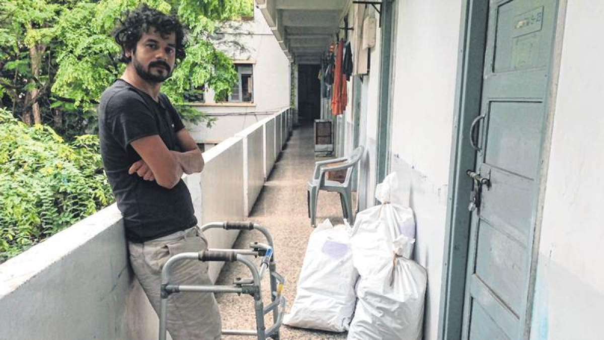 Pune: After getting notice, FTII student evicted from hostel
