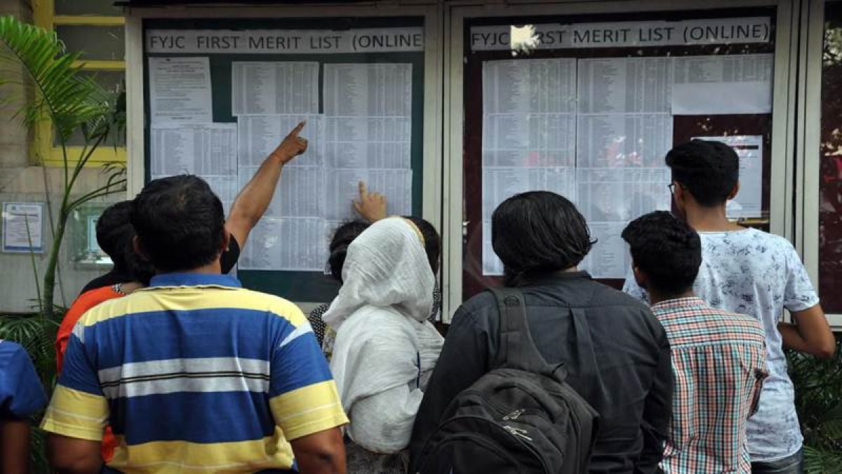Mumbai FYJC admission: First merit list for admissions in MMR to be released today; check at mumbai.11thadmission.net