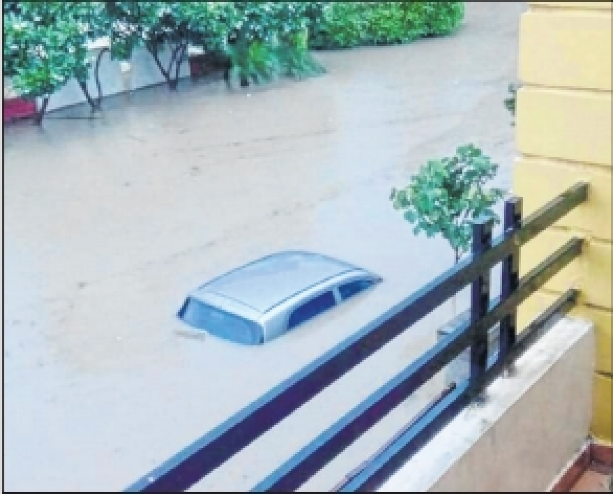 Bhopal: Fortune Soumya colony residents fear flood-like situation this year too