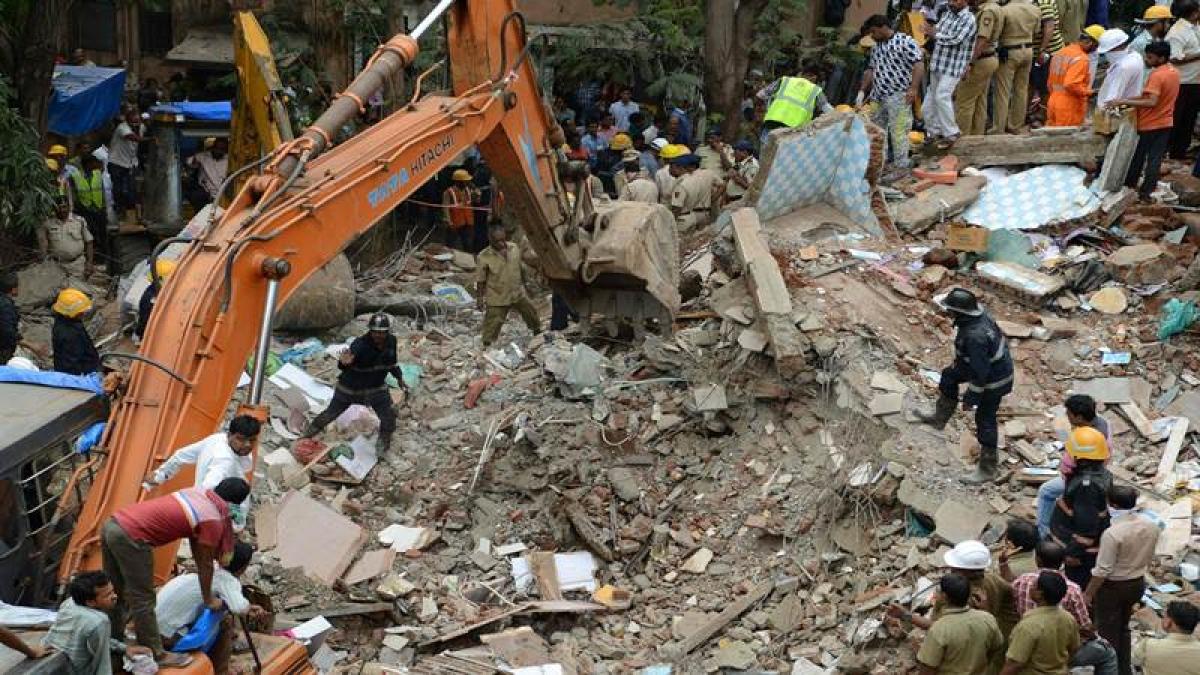 July 25, 2017 Top 5 trending stories: Kovind is President, Mumbai building collapse