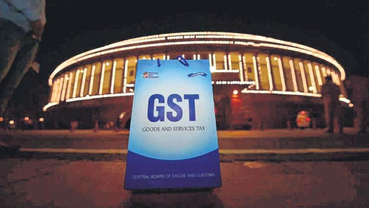 Stay calm GST return filing time