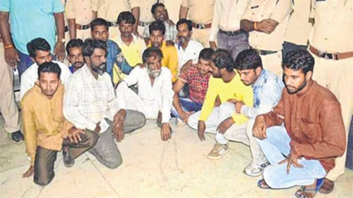 Ujjain: Gang running country-made pistols biz busted, 16 held