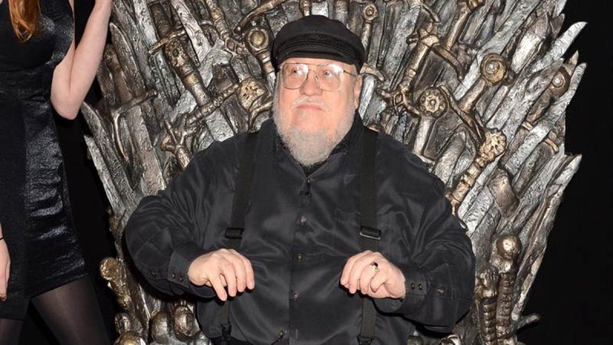 George R R Martin promises a Westeros book in 2018
