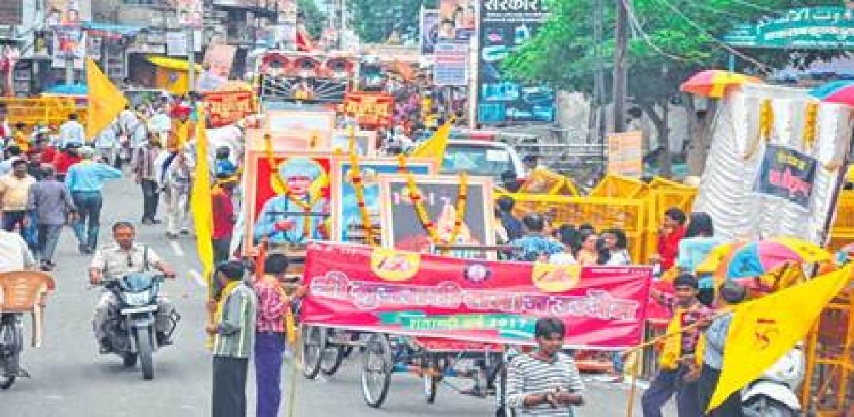 Ujjain: 'Gujarati Samaj Mandal' celebrates centenary year of formation