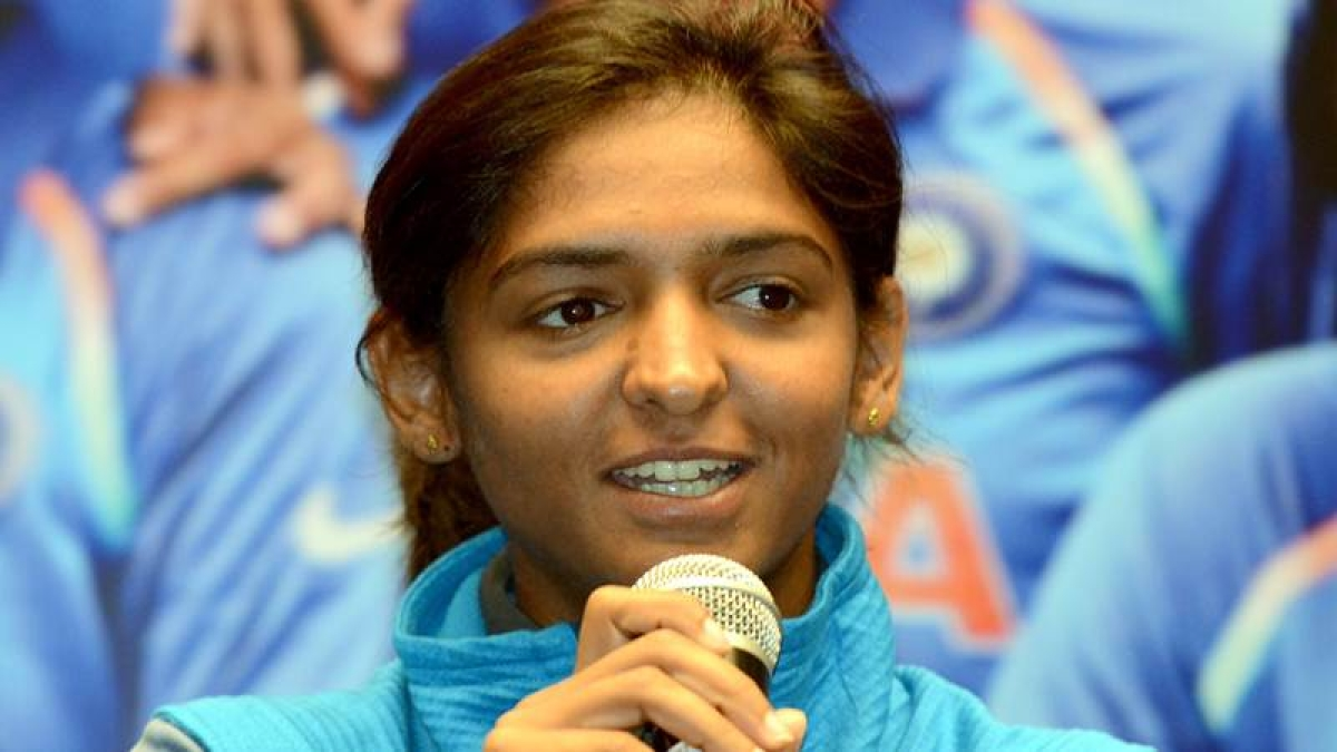 Harmanpreet Kaur: Will try not to fall short of target in 2021 World Cup