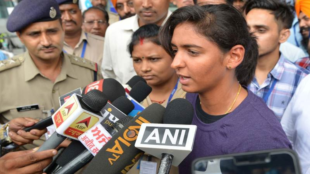 Harmanpreet Kaur, Indian Women's World Cup star, gets rousing welcome in hometown Moga