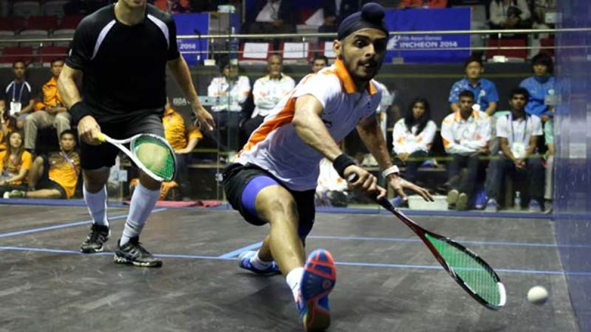Harinder Sandhu wins South Australian Open title