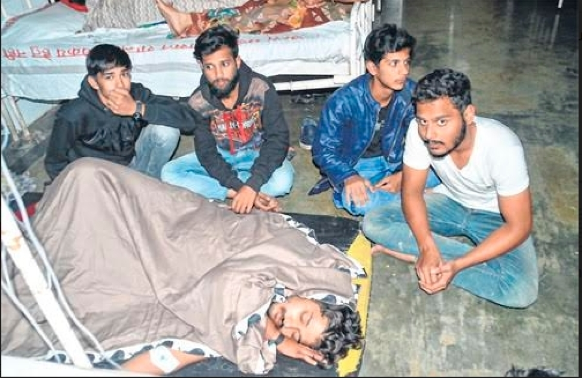 Ujjain: Homeguards save youth from drowning at Ramghat