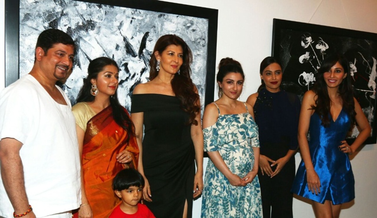 In pictures: Soha Ali Khan, Bhumika Chawla and Swara Bhaskar at Spectre spirit and shadow' launch