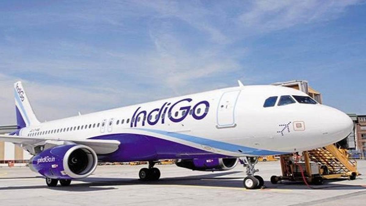 IndiGo coach window shatters from jet blast, five injured