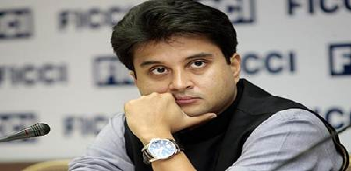Bhopal: Jyotiraditya Scindia to contest from traditional Guna seat