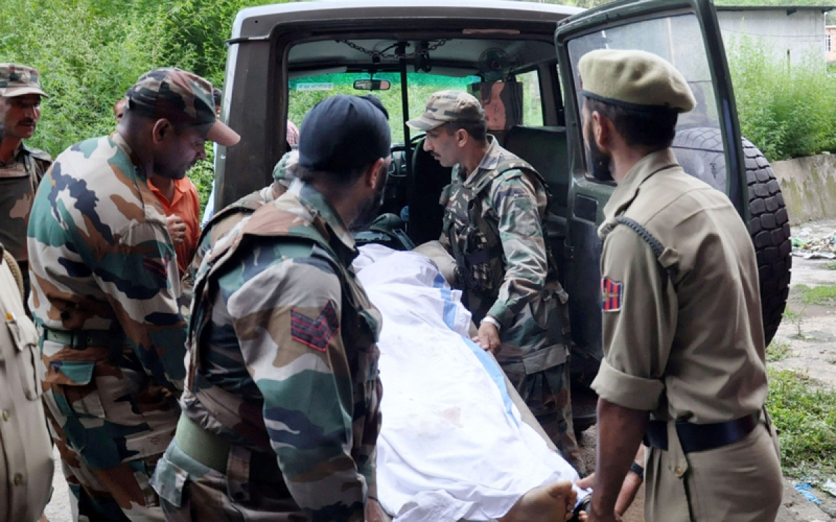 Two Assam Rifles jawans killed in IED explosion in Manipur