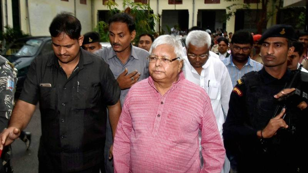 More trouble for Lalu as ED registers money laundering case in corruption case