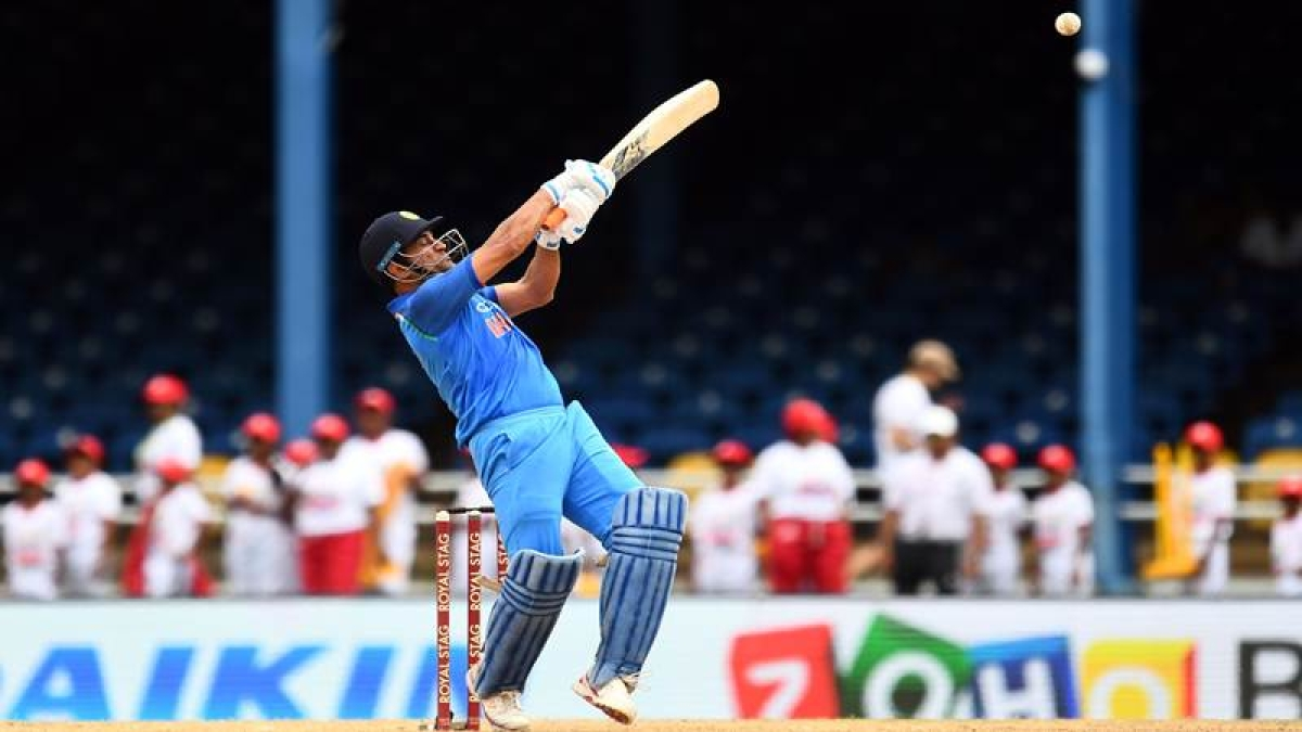 Dhoni knocks on the door of two one-day records