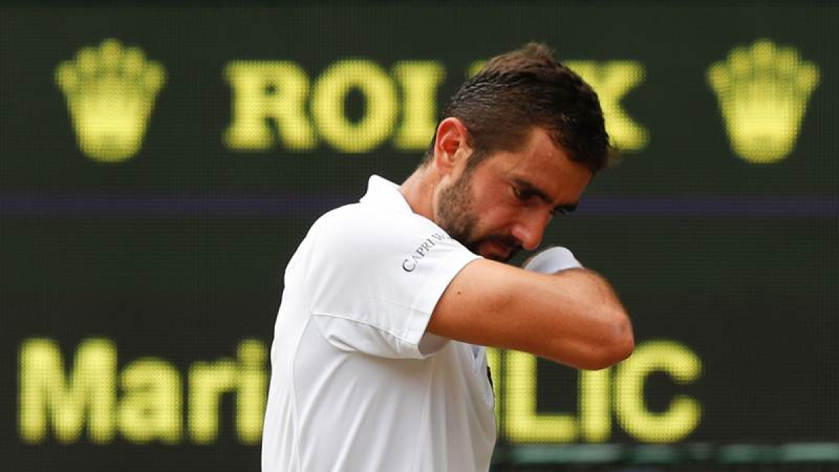 Devastated Marin Cilic reveals blister sparked Wimbledon tears