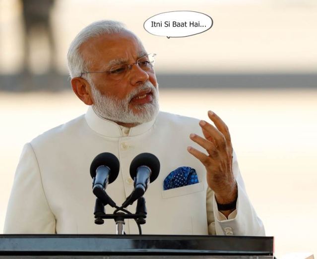 LOL! 17 Bollywood translations of Narendra Modi's hilarious expressions
