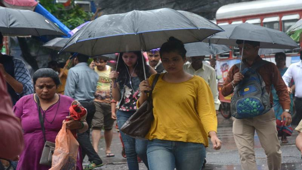 Mumbai Rains Latest Updates: Relief from humidity as city receives light rainfall