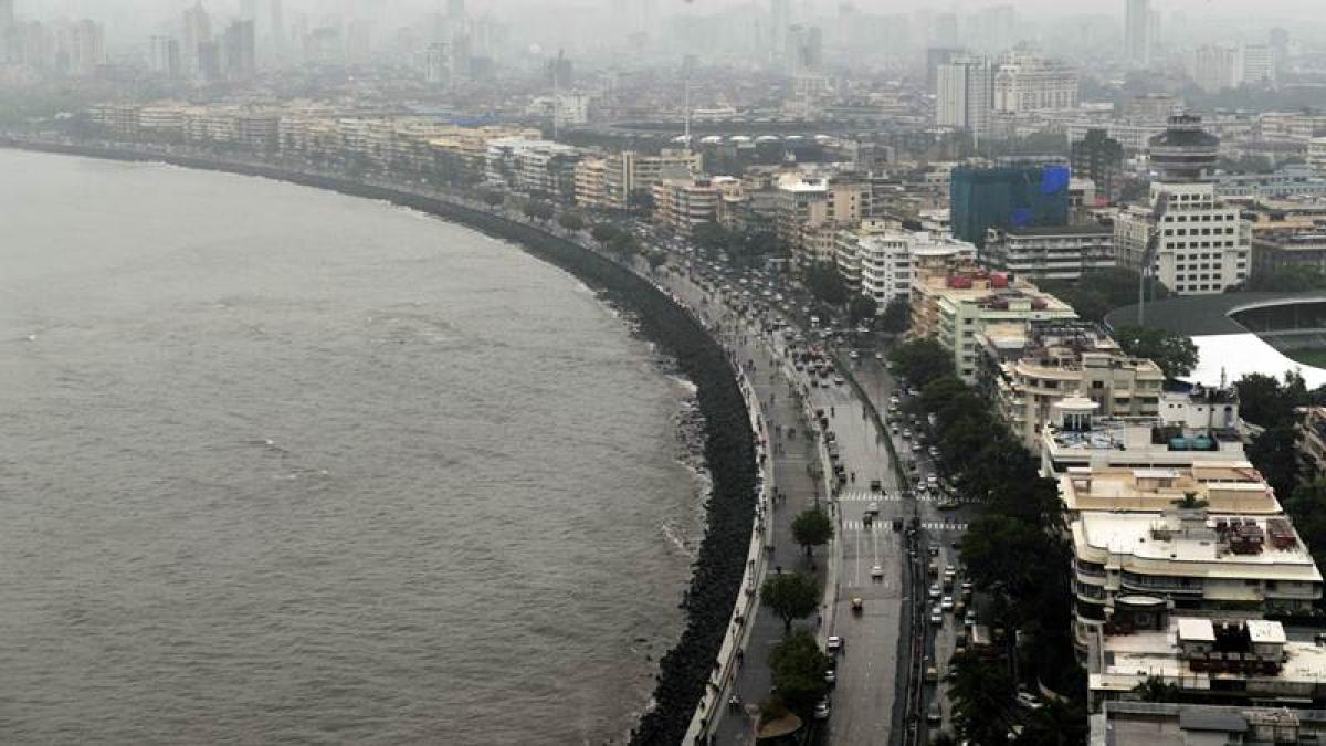 Underground parking as part of Mumbai's coastal road project