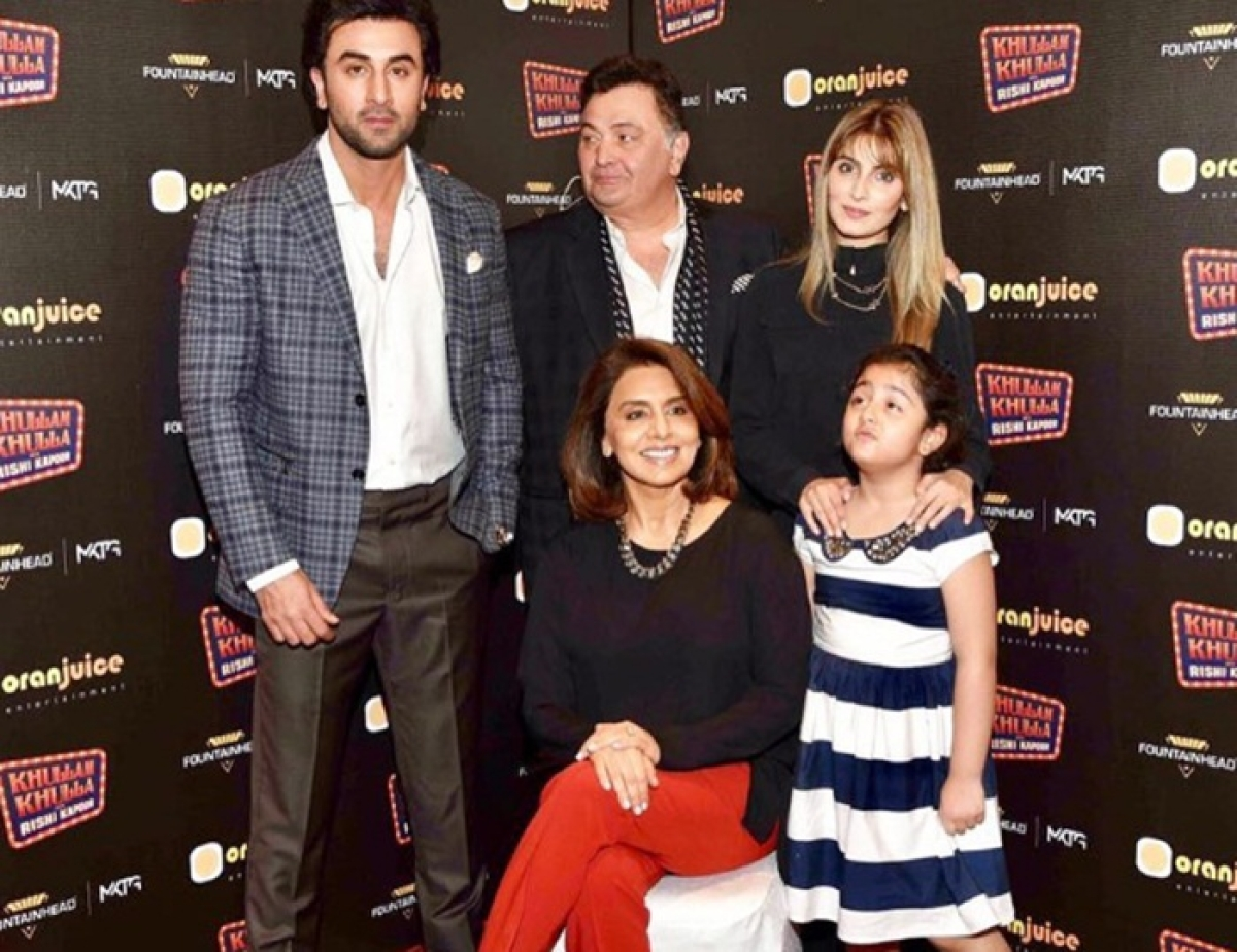 Happy Birthday Neetu Singh! Exploring her endearing relationship with daughter Riddhima