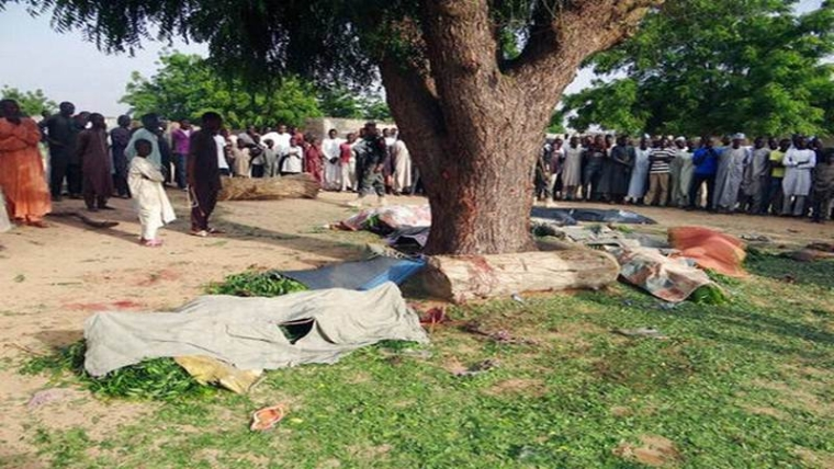 19 killed in Boko Haram attacks in northern Nigeria city
