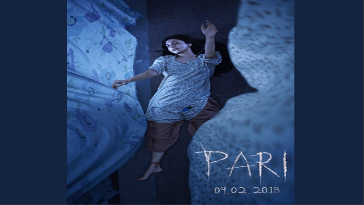 'Pari' new poster: Anushka Sharma's different avatar looks like she's lost in her own world