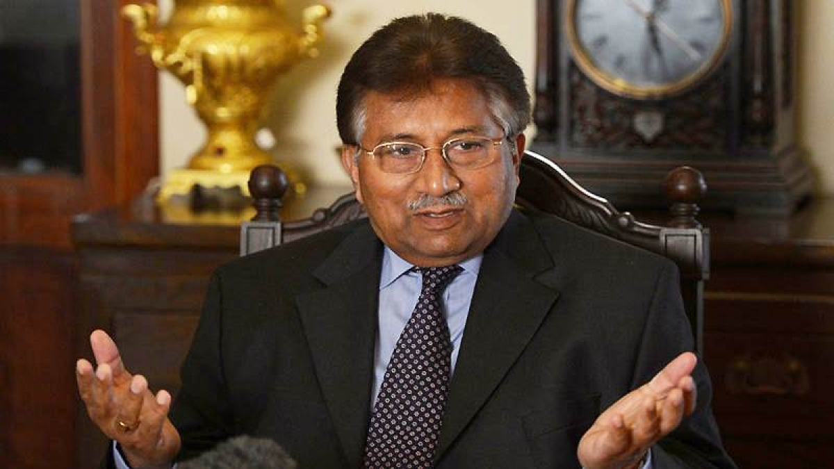 Kashmiris coming to Pakistan were trained to fight Indian Army: Pervez Musharraf makes shocking claim