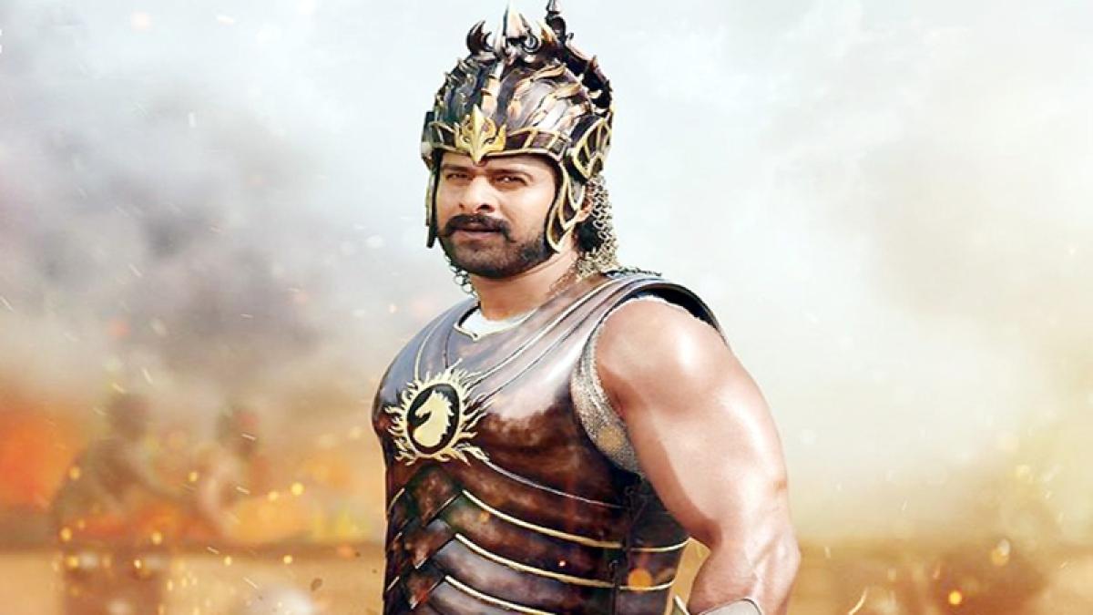 Prabhas nostalgic on two years of 'Bahubali: The Beginning'