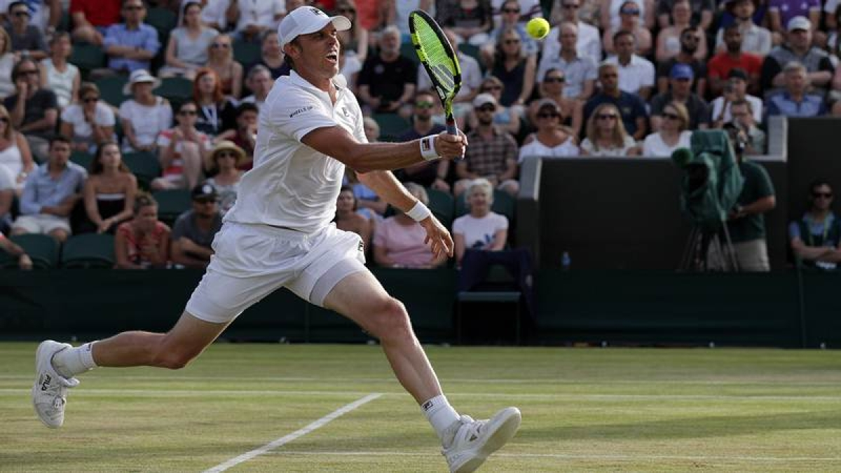 Wimbledon 2017 Day 5 Pictures: Murray struggles through, Indians suffer