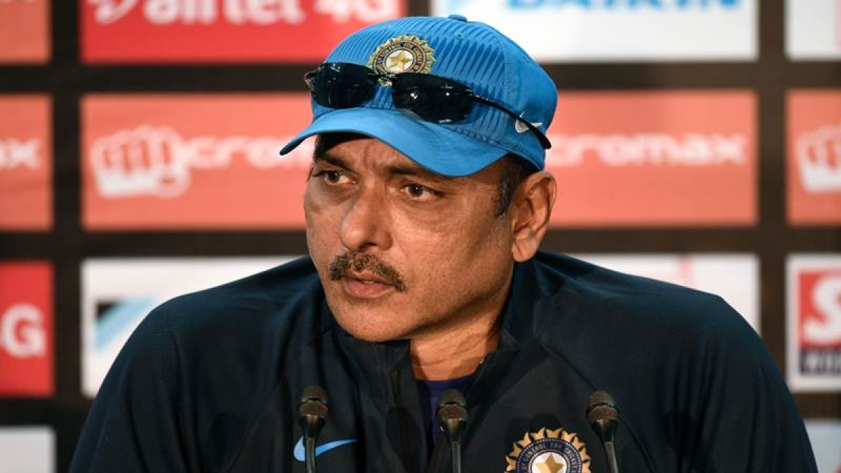Confirmed! Ravi Shastri is new Team India coach