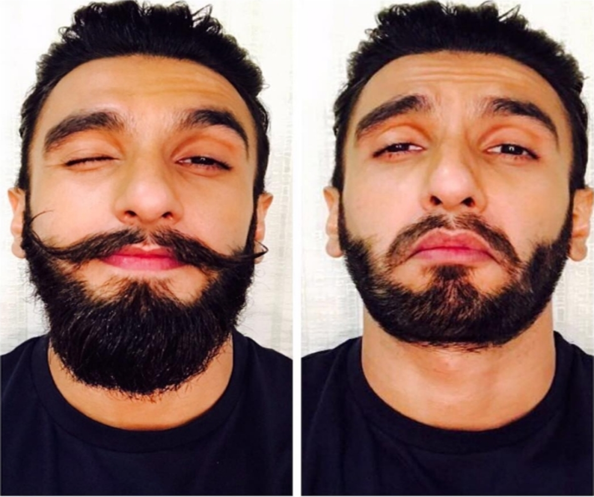 Padmavati: Ranveer Singh ditches beard to play young Alauddin Khilji