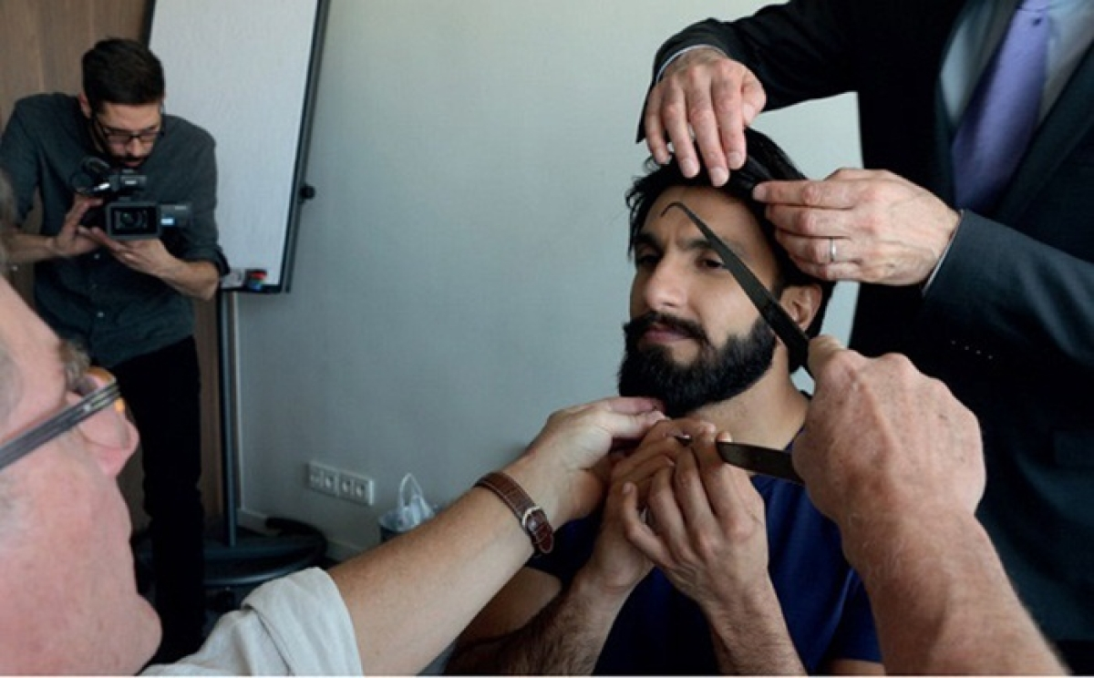 WOW! Ranveer Singh to launch his wax figure in Paris on his 31st birthday