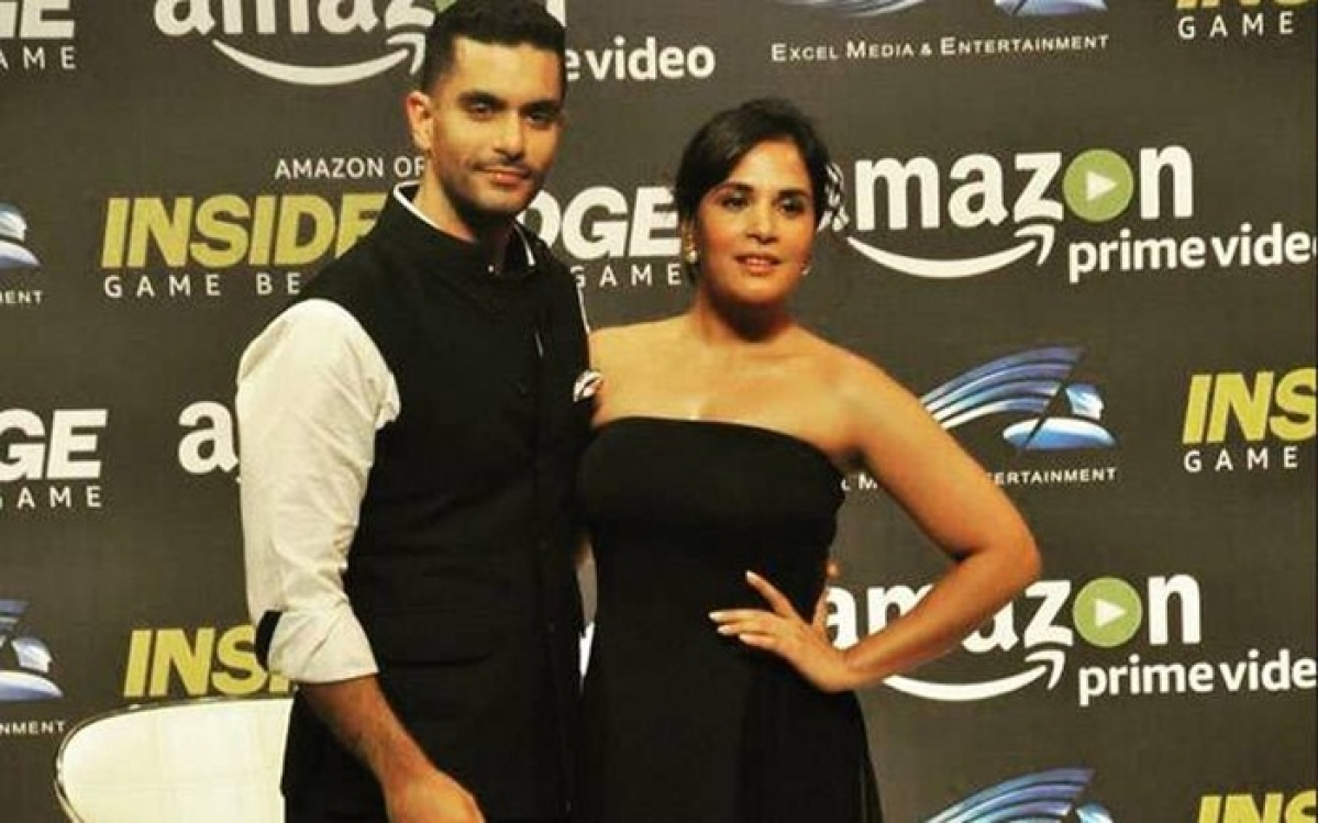 Are Richa Chadha and Angad Bedi dating each other?