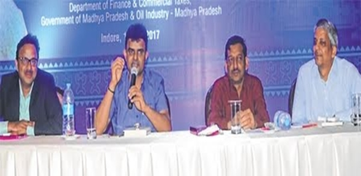 Indore: GST quite transparent tax regime and scientifically drafted: SGST commissioner