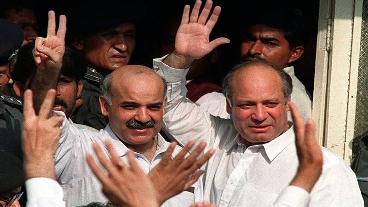 Shehbaz Sharif to replace Nawaz as PML-N President