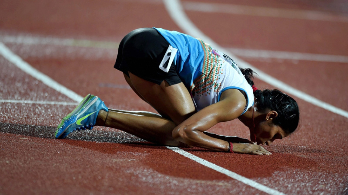 Asian Age Group Championships: Indian quartet win gold medal