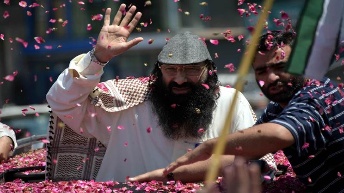 Syed Salahuddin admits to having carried out terror attacks in India