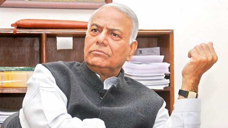 Don't 'forgive' Narendra Modi in 2019 Lok Sabha polls: Yashwant Sinha to farmers