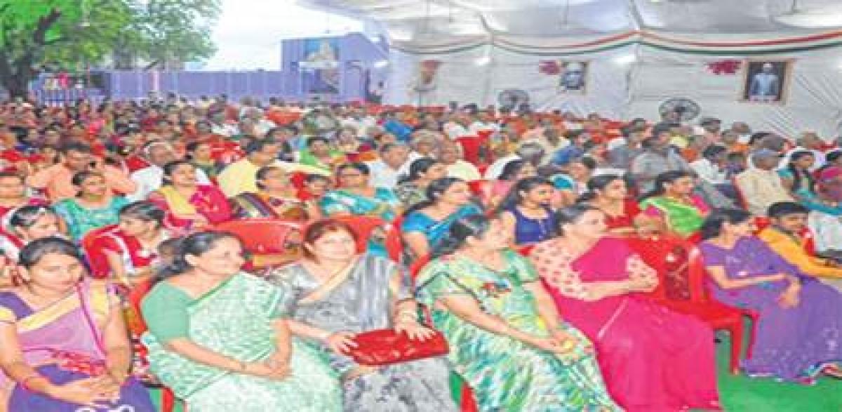 Ujjain: Shri Gujarati Samaj Centenary festival concludes
